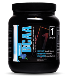 BCAA's Blue Raspberry